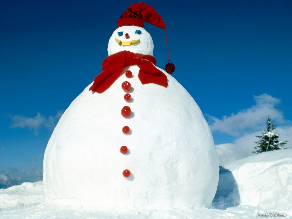 snow man  The Return of the Modern Philosopher