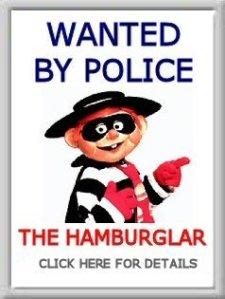 hamburglar wanted