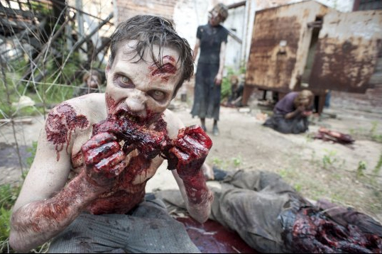 The Walking Dead Rules TV – Can These Comic Book Zombies Feast on the Big Screen?