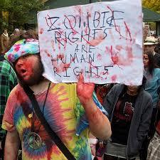 Zombie peace