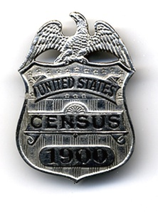 Census Badge