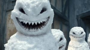Scary Snowmen