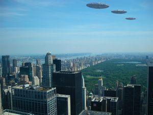 UFO NYC