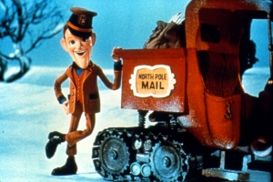 north pole mail