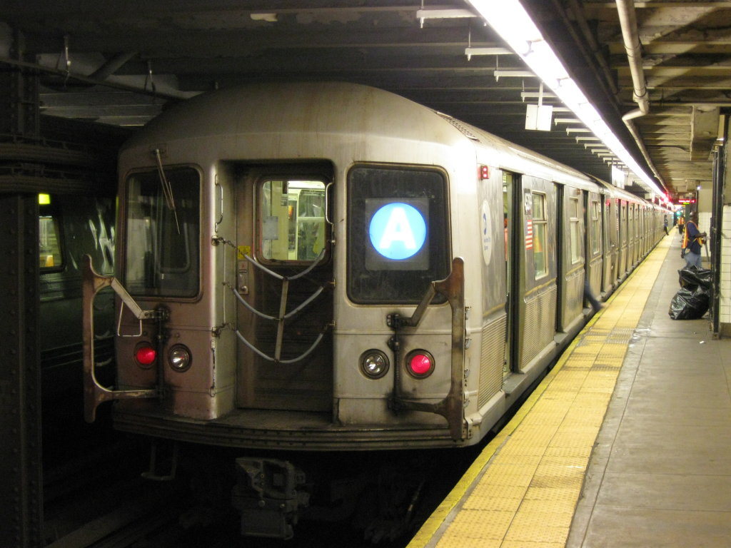 What I Miss About New York: My First Subway Ride | The Return of