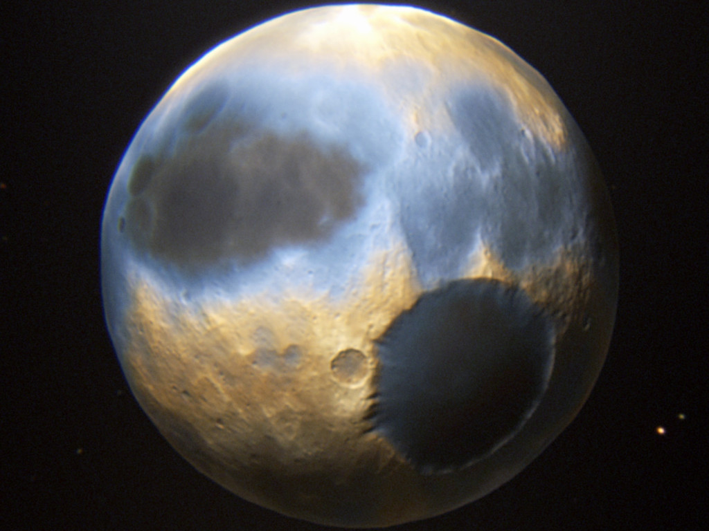 detailed pictures of pluto planet - photo #2