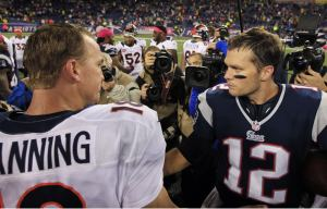 Tom Brady Peyton Manning 2