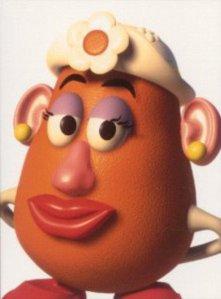 Mrs. Potato
