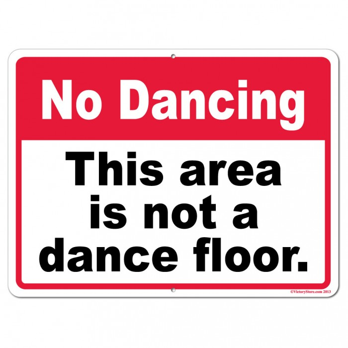 And Every Dance On The Kitchen Floor