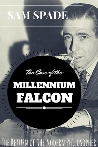Sam Spade and the Case of the Millennium Falcon is a classic for Film Noir fans and Stars Wars geeks alike!