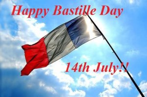 bastille day happy