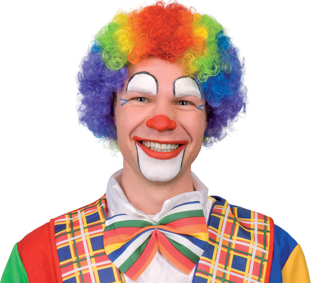 clown arrested after hitting man in face with pi the. Black Bedroom Furniture Sets. Home Design Ideas