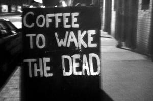 Cofee sign
