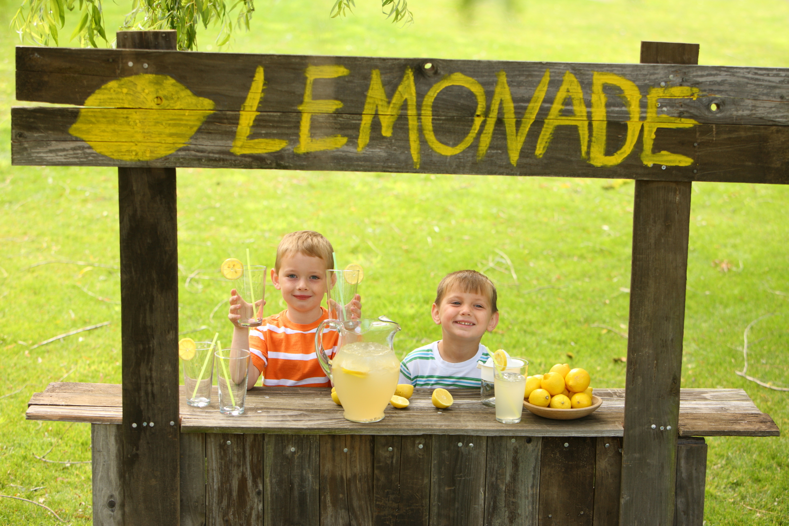 Irs To Crackdown On Scofflaw Lemonade Stand Operators The Return Of The Modern Philosopher