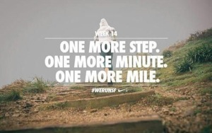 one more mile