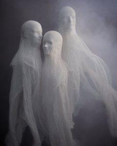 cloth ghosts