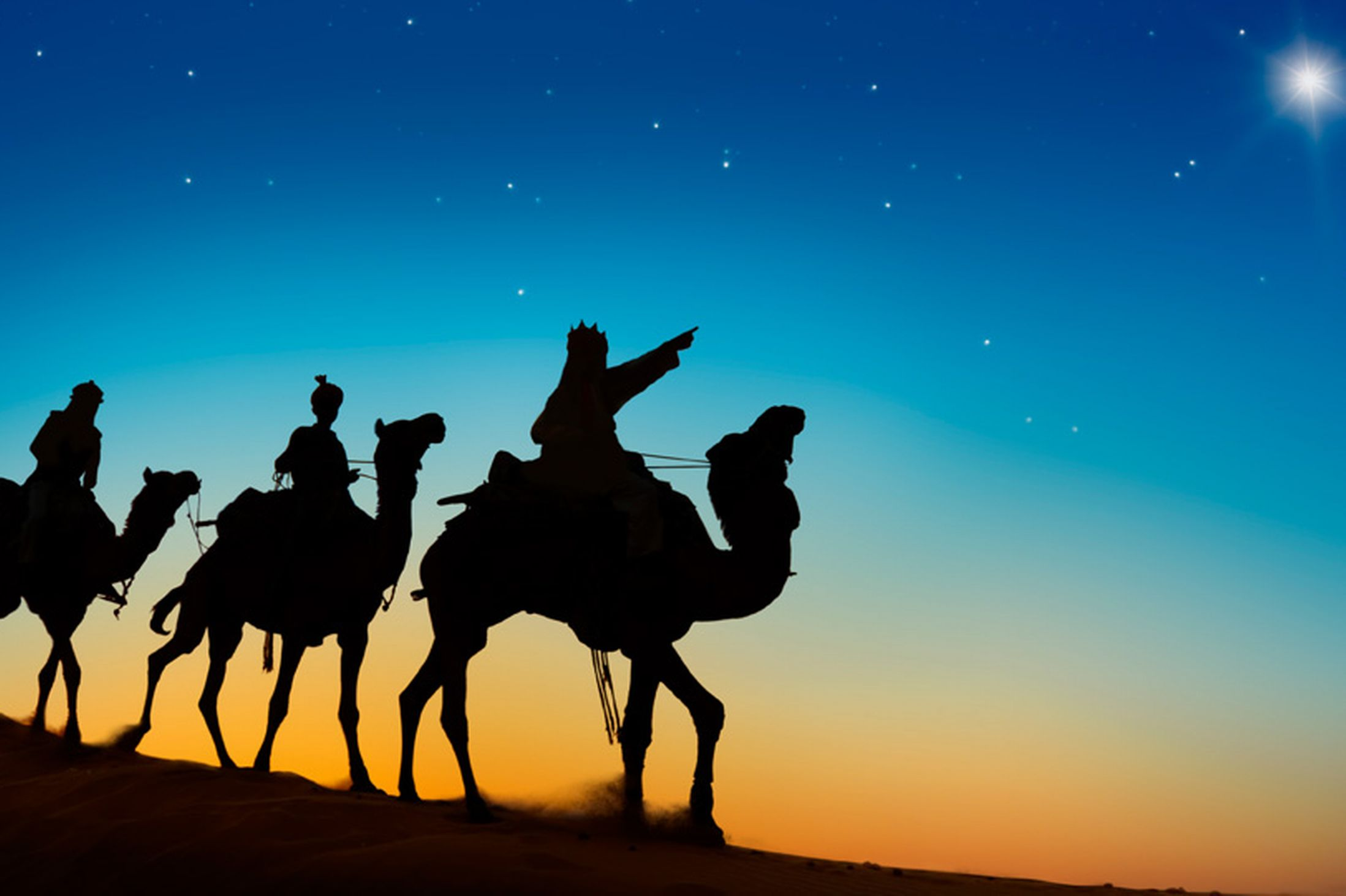 Scholars Find Evidence Of A Fourth Wise Man Bearing Fruitcake | The ...