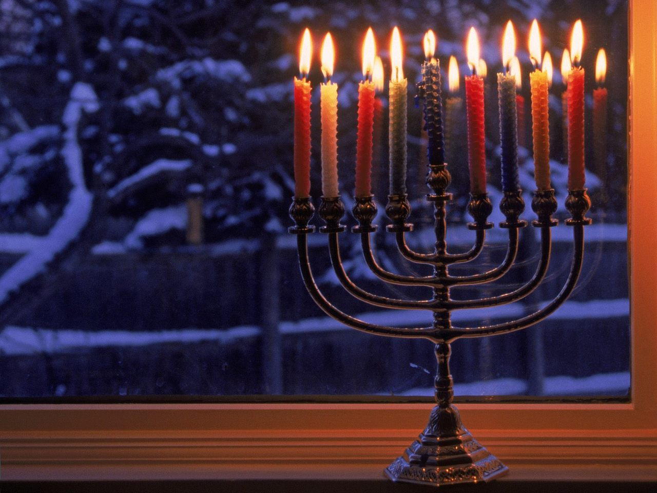 Hanukkah Harry Hangin' At The House On The Hill | The Return of the ...
