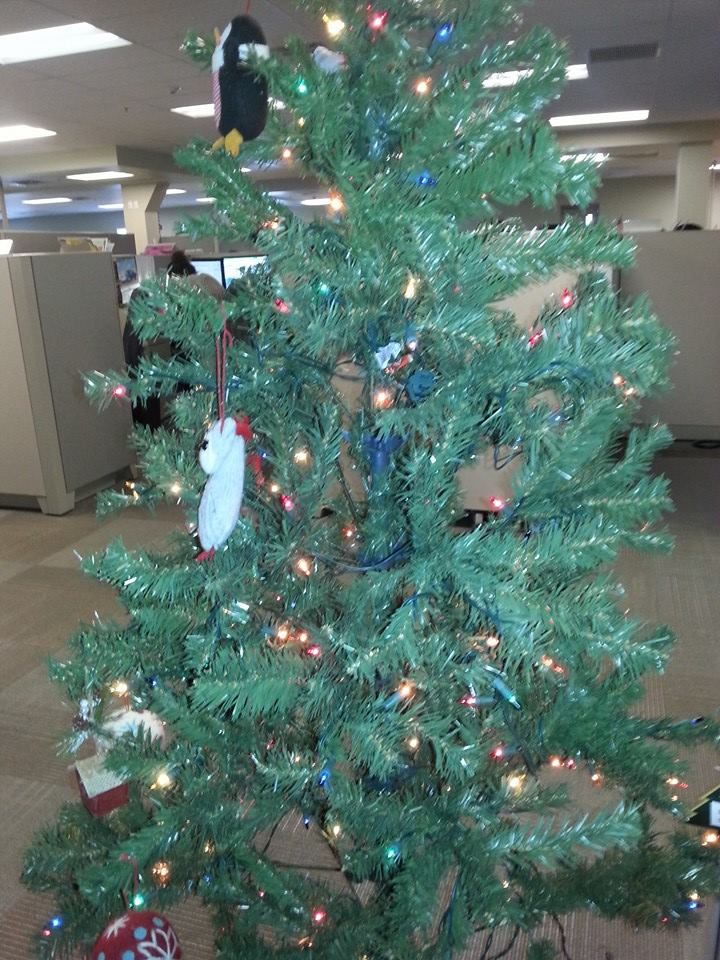 office christmas trees. Is That A Full Size, GREEN Christmas Tree I See Over Next To Jane\u0027s Desk? If Didn\u0027t Have Photographic Proof Of Its Existence, I\u0027d Think It Was Office Trees