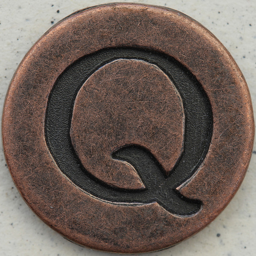 letter word with q
