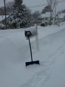 Sat shovel