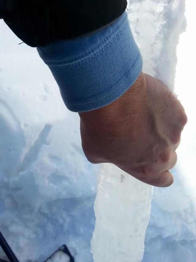 snow wall 5