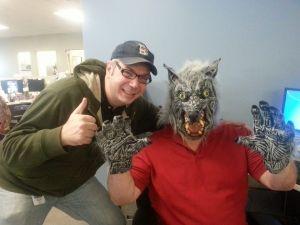 Timbo & Wolf