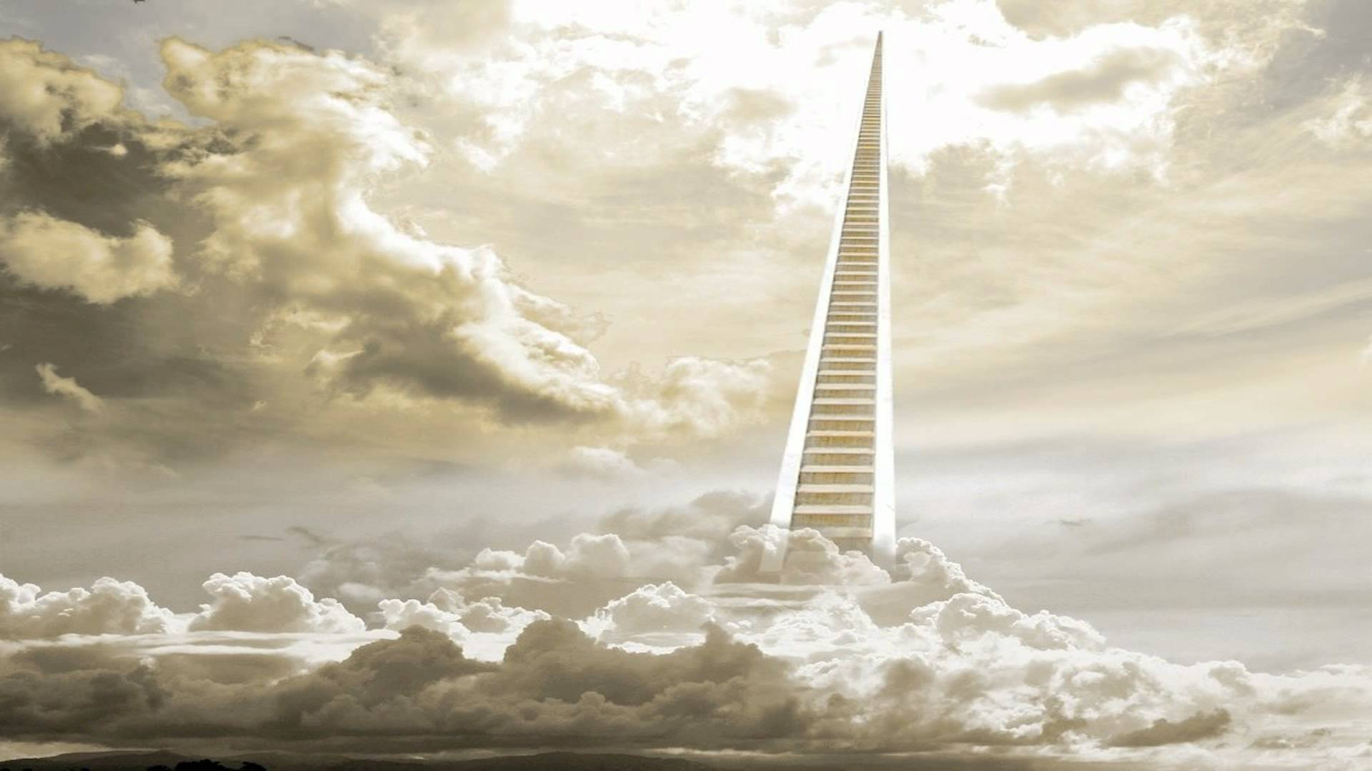 The Back Stairway To Heaven | The Return of the Modern ...