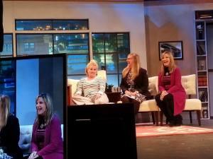 A Nite Show 3 Blonde