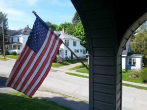 paint flag
