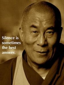 silence llama