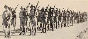 soldiers war