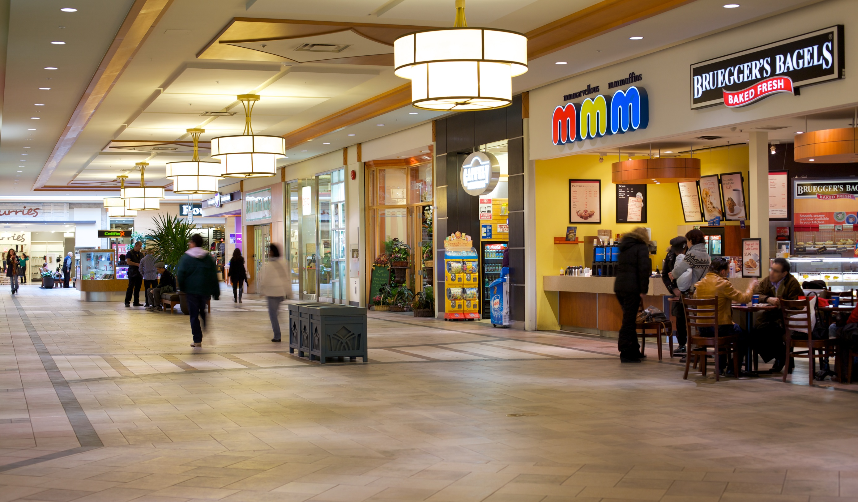 Stone Road Mall Food Court