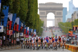 Cycling : 98th Tour de France 2011 / Stage 21