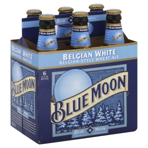 Blue-Moon beer