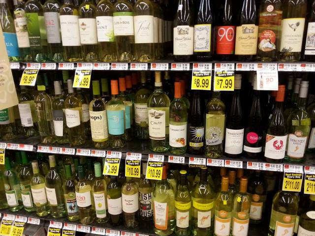 I bet if I rub all of these bottles, a genie will emerge from one and grant me three wishes!