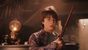 Harry wand