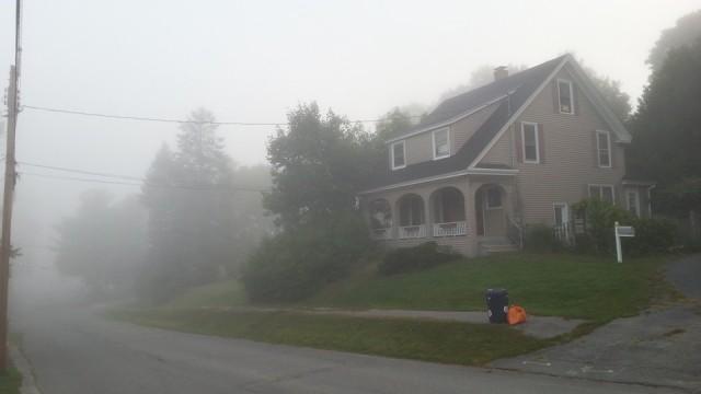 Austin fog 2