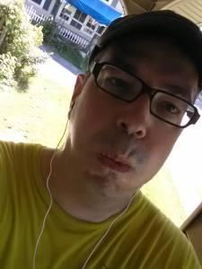 Writer Boy's Hangover Is Runner Boy's Sweat Fest