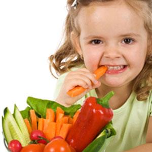 veggies happy