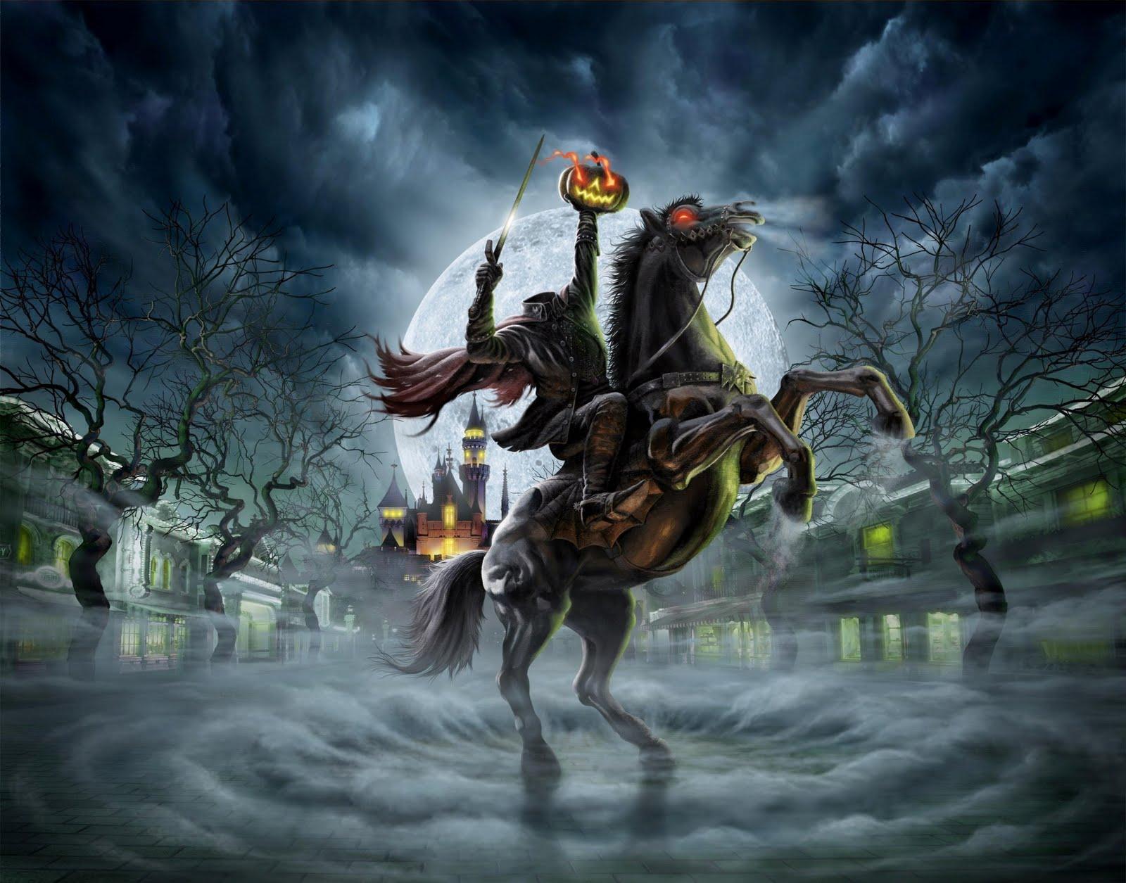 Must see Wallpaper Horse Nightmare - headless_horseman  Picture_312933.jpg
