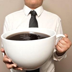 Giant mug