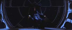 Palpatine throne