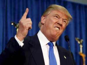 Donald Trump: 10-1