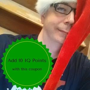 Add 10 IQ Points
