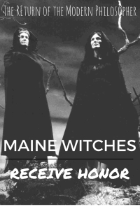 Maine Witches Honored For Protection Against Jonas Spell | The Return of the Modern Philosopher