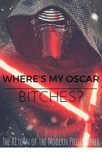 WHERE'S MY OSCAR
