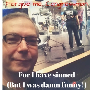 The Nite Show I Apologized To A Congressman | The Return of the Modern Philosopher