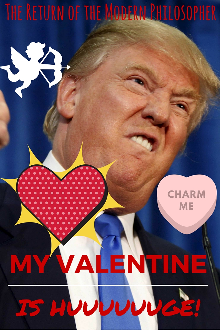 warming up for tonight meme valentines day - Did Trump Just Give Us An Awesome Valentine