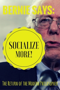 Michigan is feeling the Bern! | The Return of the Modern Philosopher